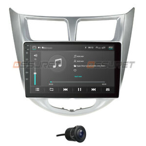 9 Android 9 1 Car Dvd Player Gps Wifi Radio For Hyundai Accent Verna Solaris I25