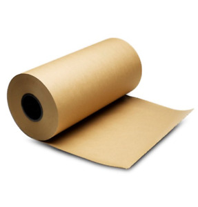 18 x1625 Brown Kraft Paper Roll 30 1 each