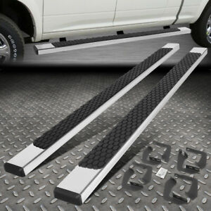 For 07 21 Toyota Tundra Crewmax ext Crew Cab 5 Ss Side Step Bar Running Boards