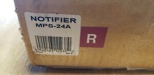 Mps 24a Notifier Power Supply Brand New In Box Free Shipping