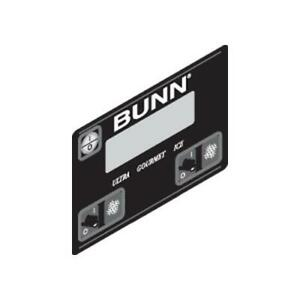 Bunn 32126 1004 Membrane Switch Black