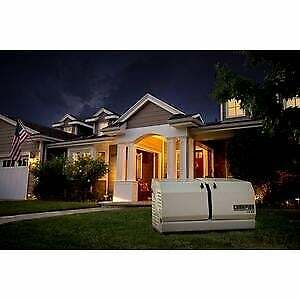 Champion 14 kw Home Standby Generator With 200 amp Whole
