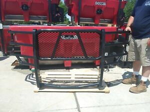 2015 2019 Chevy 2500hd 3500hd Ranch Hand Grille Guard Hardware Included