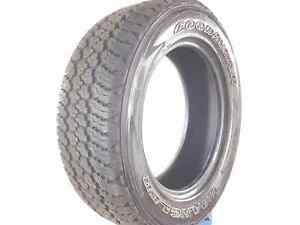 P275 60r20 Goodyear Wrangler Silent Armor Owl Used 275 60 20 114 T 11 32nds