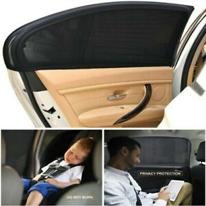 Best Universal Car Window Sun Shade Curtain fits All Cars Free Shipping