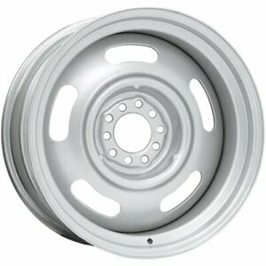 Wheel Vintiques 66 661204 66 series Chevy Rallye Wheel