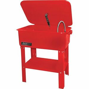 Homak 20 Gallon Parts Washer Model Rd00820310