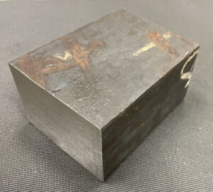 3 Thickness 4140 Normalized Steel Flat Bar 3 X 4 25 X 6 Length