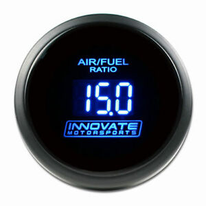 Innovate Lc2 Wideband Db 52mm Blue Led Gauge Lc 2 Display Gauge Only 3793