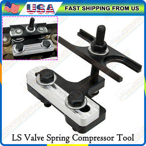 Ls Valve Spring Compressor Tool 4 8 5 3 5 7 6 0 6 2 Ls1 Ls2 Ls3 Ls6 For Chevy Gm