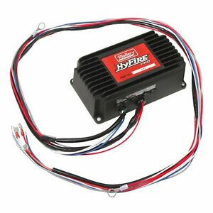 Mallory 695 Hyfire Pro Ignition Control Box Per Spark Energy 135 Mj Built In 2