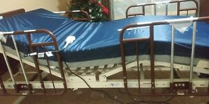 Invacare G series In Home Hospital Bed With Side Rails Fully Electric Unused