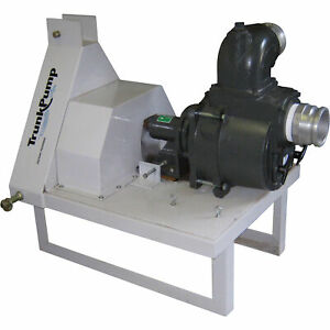 Trunk Pump Pto Trash Pump 4in Ports 33 600 Gph 2in Solids Capacity tp 4ptr