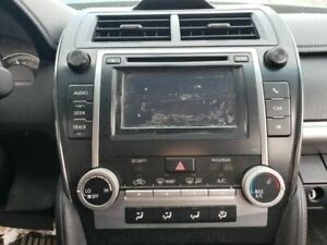 Audio Equipment Radio Display And Receiver Am fm cd Fits 12 Camry 569232