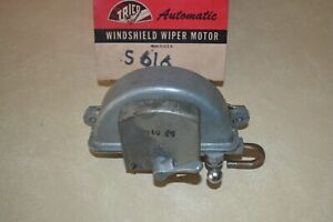 Trico S 616 Jeep Cj 3a 3b Vacuum Wiper Motor Nos 3 Year Warranty Running Out