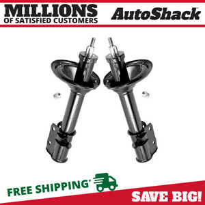 Front Bare Strut Pair For 2009 2010 2011 2012 2013 2014 Nissan Maxima