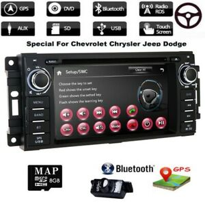 Car Stereo Radio Dvd Player Gps Navigation For Jeep Wrangler Unlimited 2007 2012