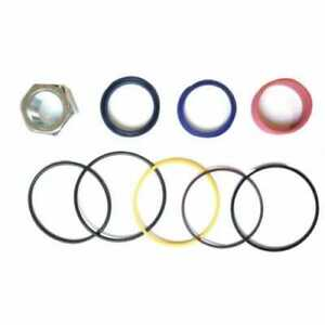 Hydraulic Seal Kit Boom Cylinder Compatible With Bobcat 334 329 331 7162060