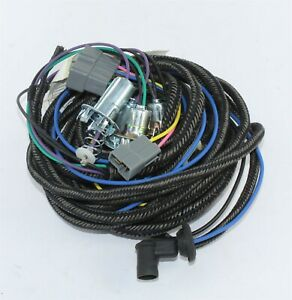New 1968 Dodge Dart Hardtop Rear Lamp Wiring Harness