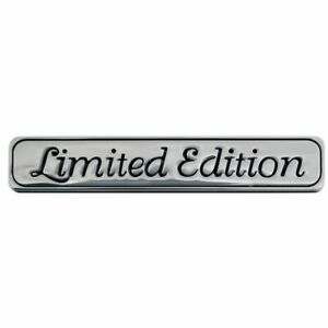 Pilot Automotive Limited Edition Car Emblem 1 Pk Ip 421c
