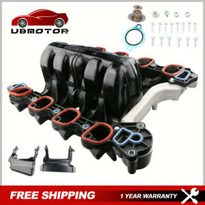 Intake Manifold W Gasket For Ford Crown Victoria Mustang Mercury Grand Marquis