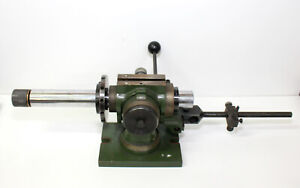 Rush Machinery Air Bearing Spindle Fixture Endmill Cutter Grinding Sharpener