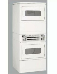 Whirlpool Coin op Stack Electric Dryer Csp2860tq