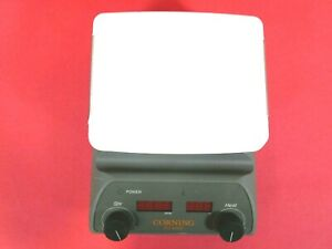 Corning Pc 420d Hot Plate Magnetic Stirrer Free Shipping