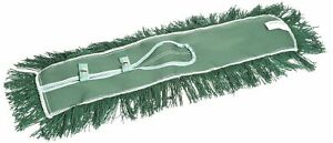 Commercial Infinity Twist Dust Mop Push 2a01 Broom Head 36 Green Free Shipping