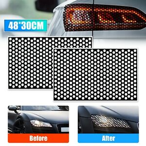 4pcs Universal Car Carbon Fiber Look Auto Car Wheel Hub Center Caps Cover 60mm