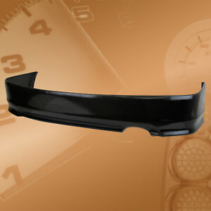 Type hfp Polyurethane Pu Rear Bumper Lip Spoiler For 06 08 Honda Civic Coupe 2dr