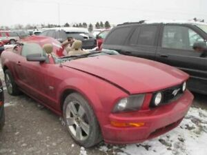 Driver Corner Park Light Fog Driving Grille Mounted Fits 05 09 Mustang 4129070