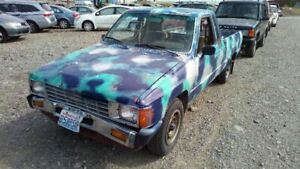 Rear Axle Gasoline Engine 2wd 1 2 Ton Fits 84 85 Toyota Pickup 6504257