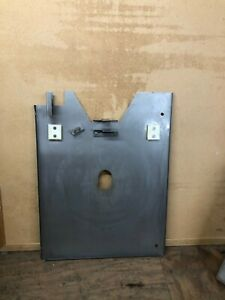 Hobart 5801 5701 Meat Saw Lower Pulley Baffle