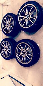 Mustang Wheels And Tires Size 19
