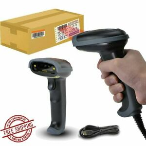Hot Usb Portable Laser Barcode Scanner Reader Handheld Bar Code Handheld Scan