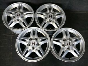 Honda Crv Cr v Accord Civic Crz Element Odyssey Pilot Acura Wheels Rims caps 15