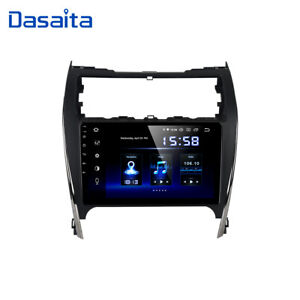 Android 10 0 Gps Head Unit For Toyota Camry 2012 2014 Stereo Radio Navigation