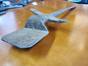 Antique Cast Iron Buggy Stagecoach Step