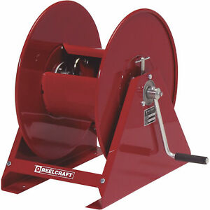 Reelcraft Pressure Washer Hose Reel 5000 Psi 3 8in X 100ft Capacity H18006 M