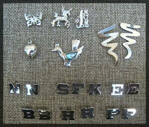 Lot Of Odds Ends Sterling Silver Jewelry Not Scrap Lot 176 Ss
