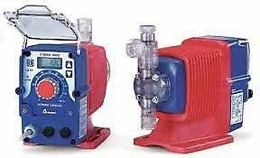 Walchem Chemical Metering Pump Ezb11d1 vc 0 6gph 150 Psi New From Oem