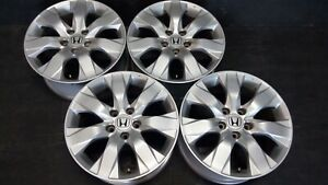 4 Honda Accord Civic Crv Crz Element Odyssey Pilot Acura Wheels Rims caps 17