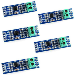 5pcs Max485 Rs 485 Module Ttl To Rs 485 Module For Arduino Raspberry Pi New El