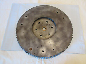 1 Ford Gpw Jeep Willys Mb L134 Motor Flywheel 97 Tooth