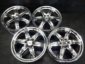 4 Ford F 150 F150 Expedition By Roush Racing Wheels Rims Caps 22