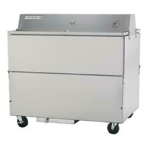 Beverage Air Stf49hc 1 s 49 In S s Dual Access Forced Air Milk Cooler