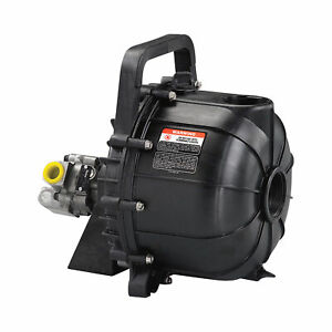 Pacer Water Pump 14 400 Gph 5 Hp 2in se2jl Hyc