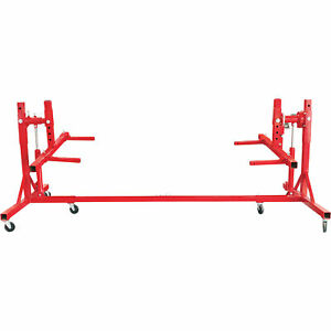 Torin Auto Body Repair Lifting Rack With Gear Rotation Model Tal15002