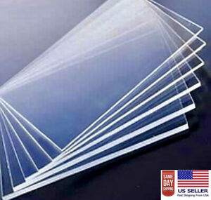 Lexan Sheet Polycarbonate Clear 24 x 48 4mm 157